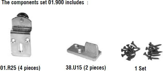01.900 Components Kit